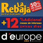 Ofertas de D'Europe, Catálogos de La Rebaja y de Oportunidad