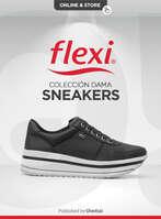 Ofertas de Flexi, Dama Sneakers