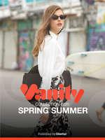 Ofertas de Vanity, SpringSummer II