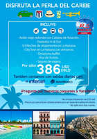 Ofertas de RS Viajes, Perla del Caribe