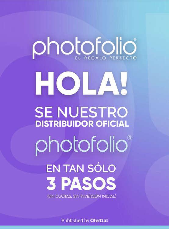 Ofertas de Photofolio, Distribuidores