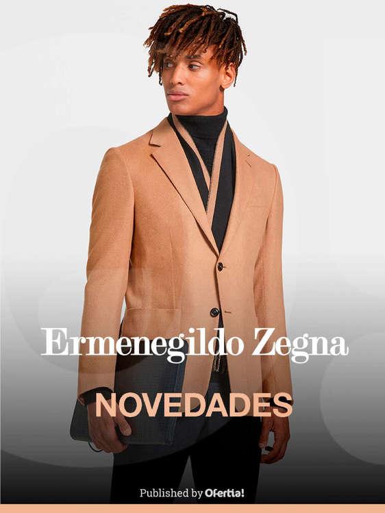 Ofertas de Ermenegildo Zegna, Novedades