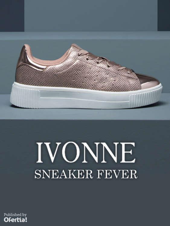 Ofertas de Ivonne, Ivonne Sneaker Fever