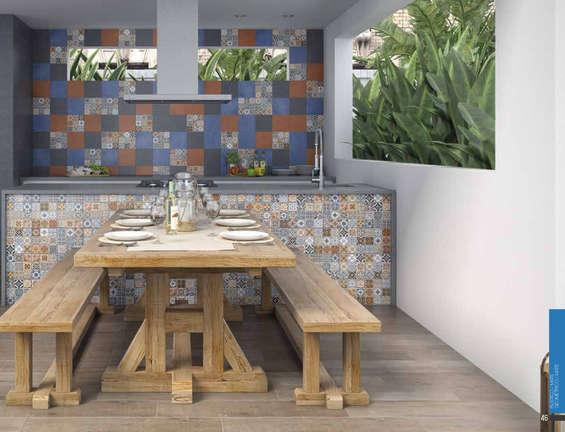 Azulejos Rusticos En Ciudad De Mexico Catalogos Ofertas Y Tiendas - Azulejos-rusticos