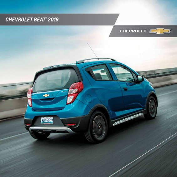 Ofertas de Chevrolet, beat hatchback 2019