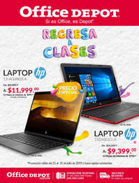 Regresa a Clases - Laptop HP