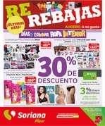 Ofertas de Soriana Híper, Re Rebajas