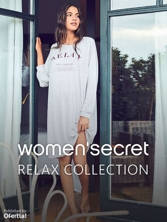 Ofertas de Women's Secret, Relax Collection