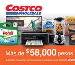 Ofertas de Costco, Cuponera Octubre