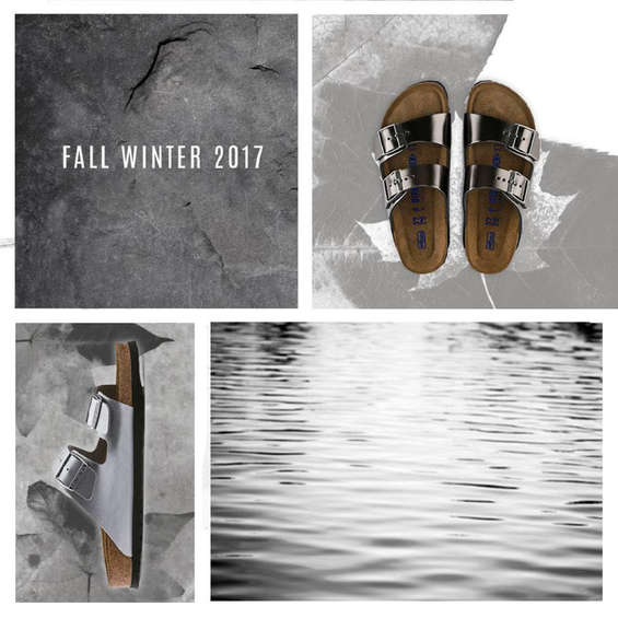 Ofertas de Birkenstock, Fall Winter 2017