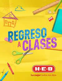 Regreso a clases H-E-B