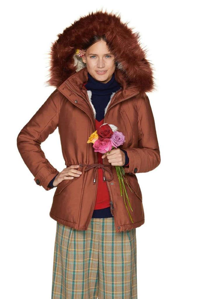 Benetton abrigos mujer 2019