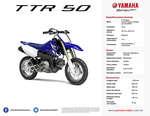 Ofertas de Yamaha, TTR 50