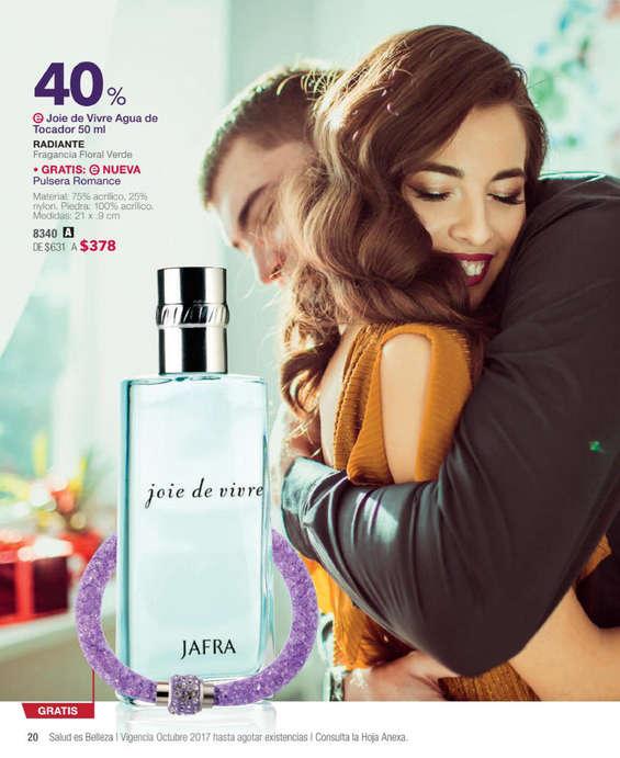Ofertas de Jafra, Siente la magia de la navidad