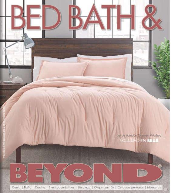 Ofertas de Bed Bath & Beyond, Folleto Octubre